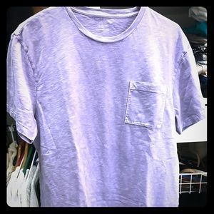 Faded purple J Crew Shirt